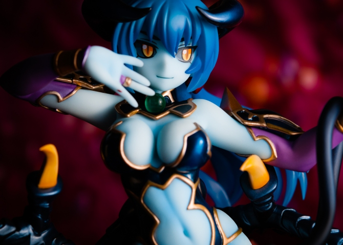 1/8 scale Astaroth PVC figure by MegaHouse (#5)