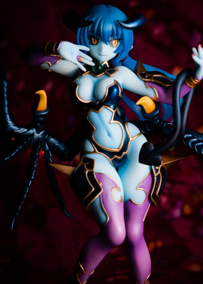 1/8 scale Astaroth PVC figure by MegaHouse (#6)