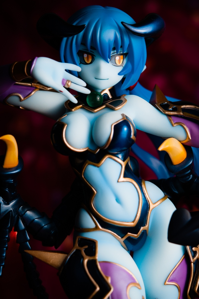 1/8 scale Astaroth PVC figure by MegaHouse (#7)