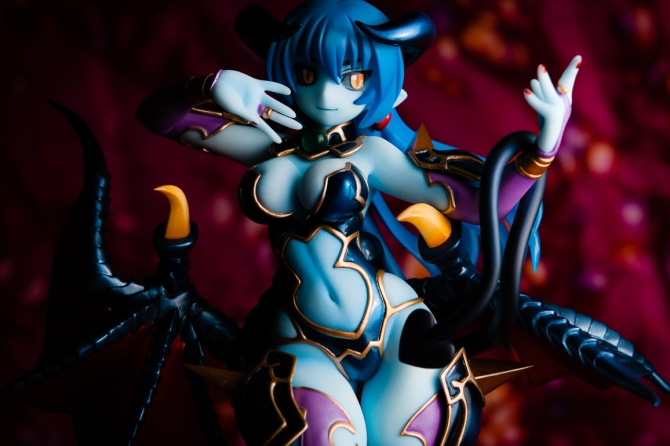 1/8 scale Astaroth PVC figure by MegaHouse (#8)