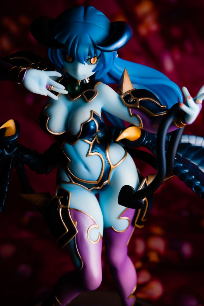 1/8 scale Astaroth PVC figure by MegaHouse (#9)