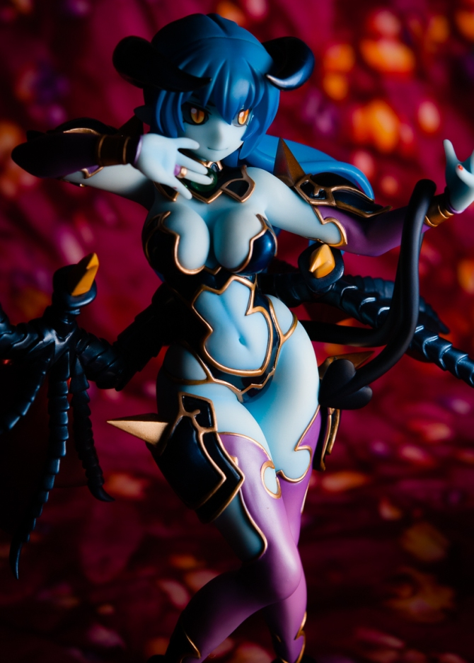 1/8 scale Astaroth PVC figure by MegaHouse (#10)