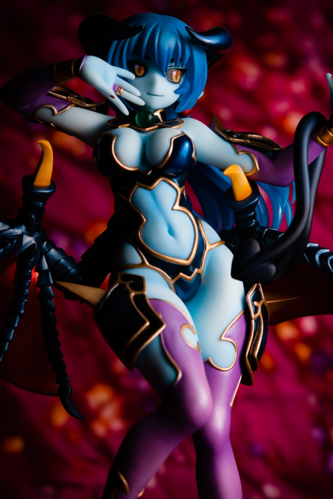 1/8 scale Astaroth PVC figure by MegaHouse (#11)