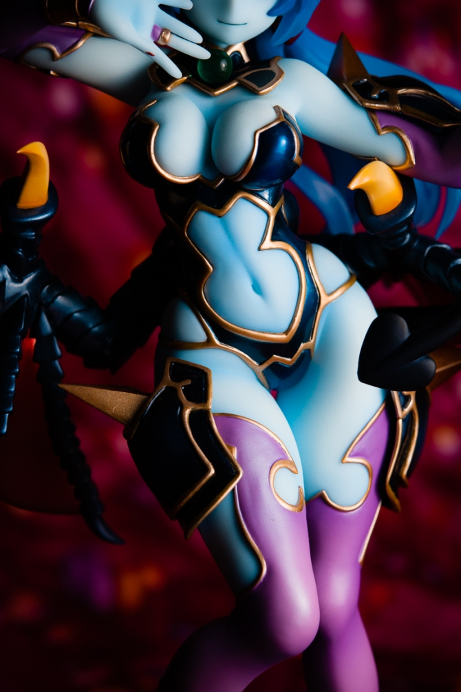 1/8 scale Astaroth PVC figure by MegaHouse (#13)