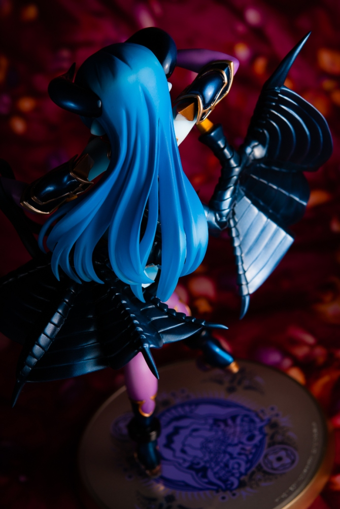1/8 scale Astaroth PVC figure by MegaHouse (#16)