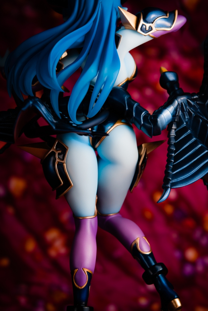 1/8 scale Astaroth PVC figure by MegaHouse (#18)