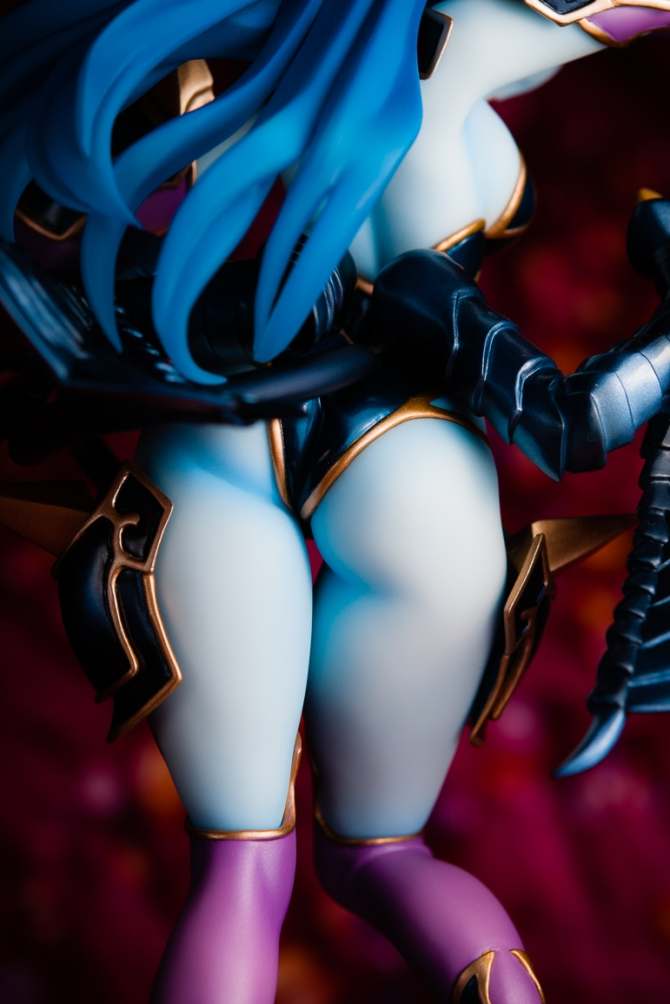 1/8 scale Astaroth PVC figure by MegaHouse (#19)