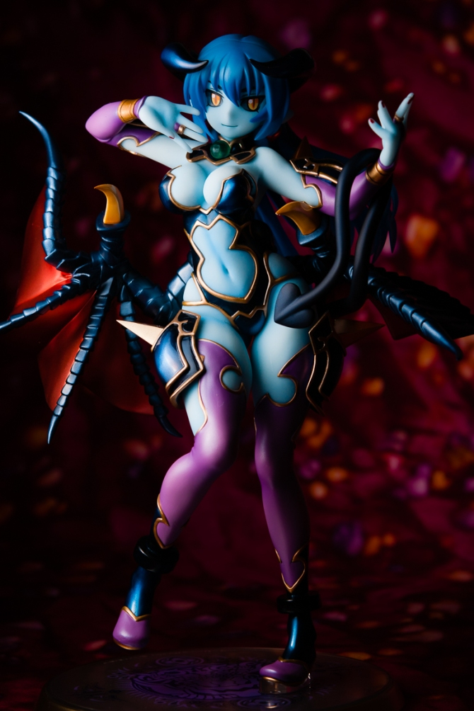 1/8 scale Astaroth PVC figure by MegaHouse (#22)