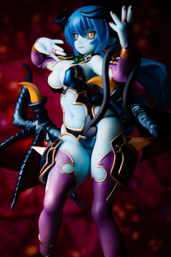 1/8 scale Astaroth PVC figure by MegaHouse (#23)