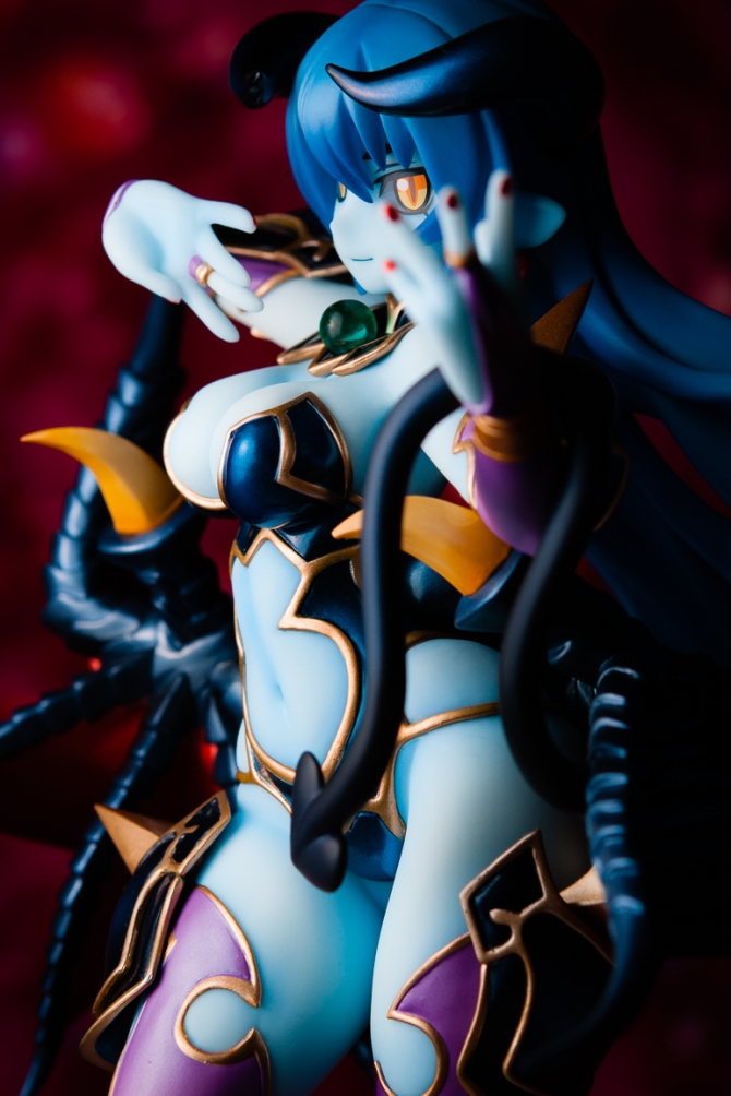 1/8 scale Astaroth PVC figure by MegaHouse (#24)