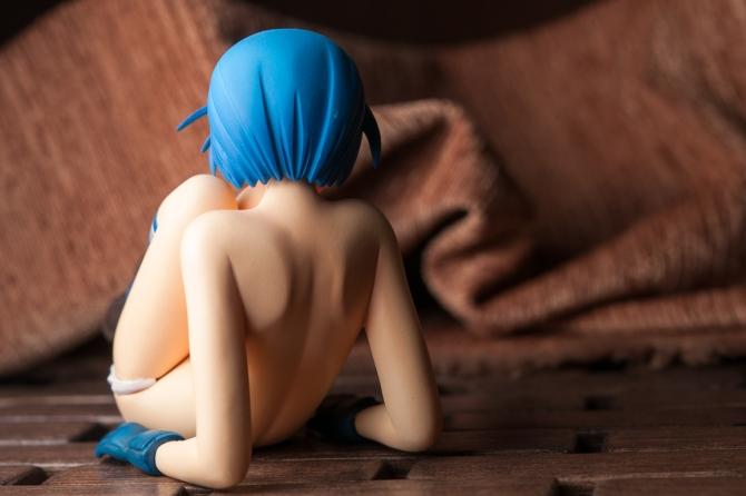 1/7 scale Ryomou Shimei ~DVD Back Jacket ver.~ resin figure by Griffon Enterprises (#18)